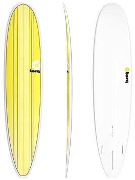 TORQ Tabla de Surf Tet 8.6 Longboard New Classic Tabla de Surf