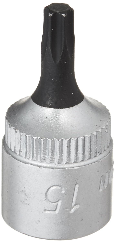 Elora 3243000152000 Screwdriver socket 1//4 28mm for TORX screws Size 15