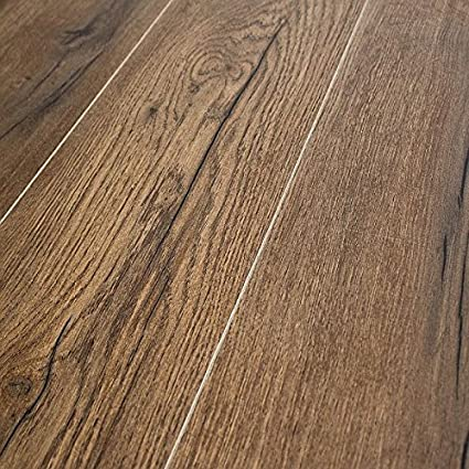 Alloc Original Fall Oak 108mm Laminate Flooring 16004291wsot Sample