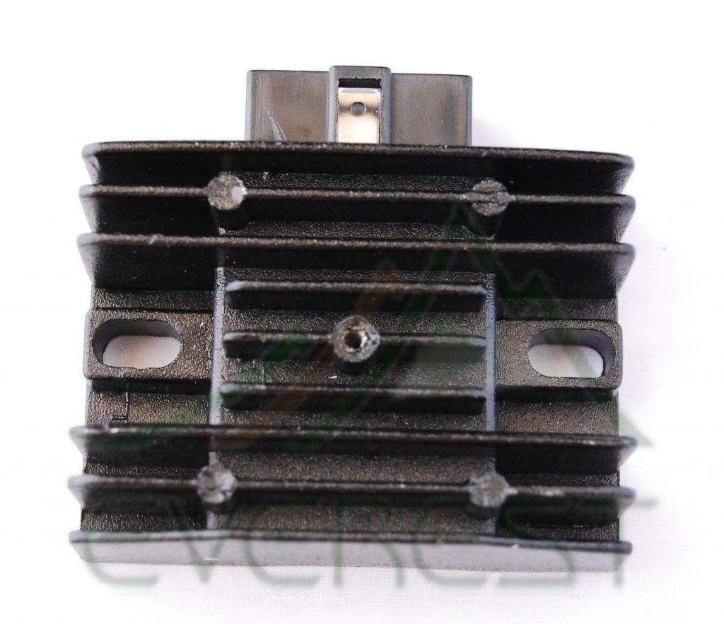 HONDA GX610 18HP GX620 20HP & GX670 10 AMP VOLTAGE REGULATOR RECITIFIER MODULE EVEREST PARTS SUPPLIES