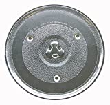 Emerson P23 Microwave Glass Turntable Plate/Tray, 10.5' L