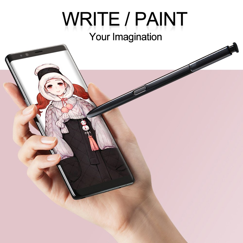 FUNKID Samsung Galaxy Note 8 Pen, Stylus Touch S Pen for Note8 - Black by FUNKID (Image #2)