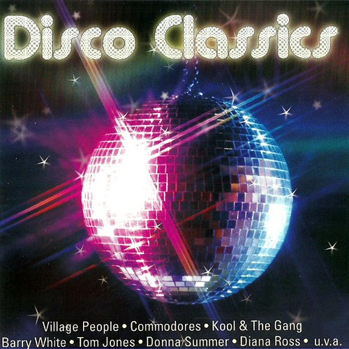 D I S C O (Compilation CD, 32 Tracks, Various incl. Al Corley - Square Rooms) ()