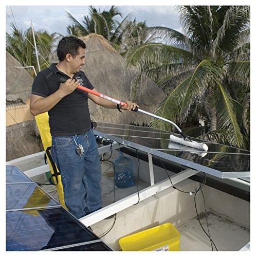 Mr Longarm 1009 Pro Curve Solar Panel Cleaning System Kit