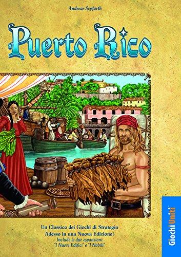 Giochi Uniti Puerto Rico - Juego de mesa (en italiano)