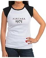 CafePress - Vintage 1975 Women's Cap Sleeve T-Shirt - Women's Cap Sleeve T-Shirt