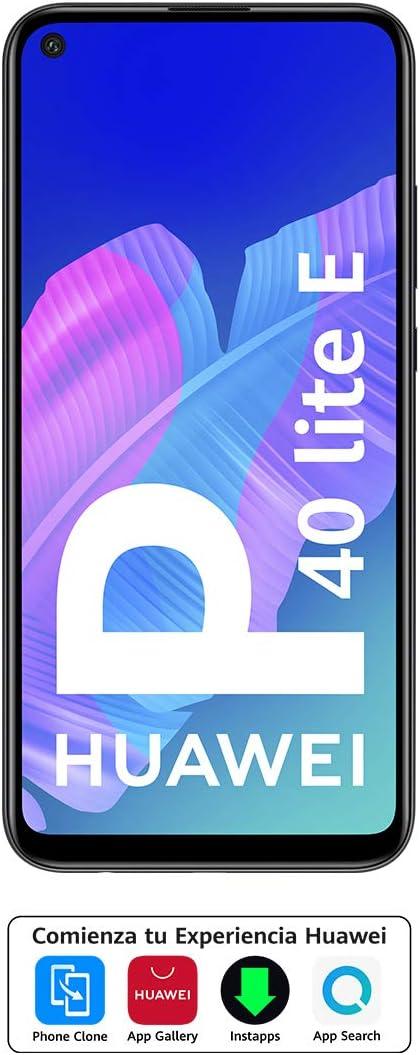 Huawei P40 Lite E Smartphone 64 Gb 4 Gb Ram Dual Sim Midnight Black Elektronik