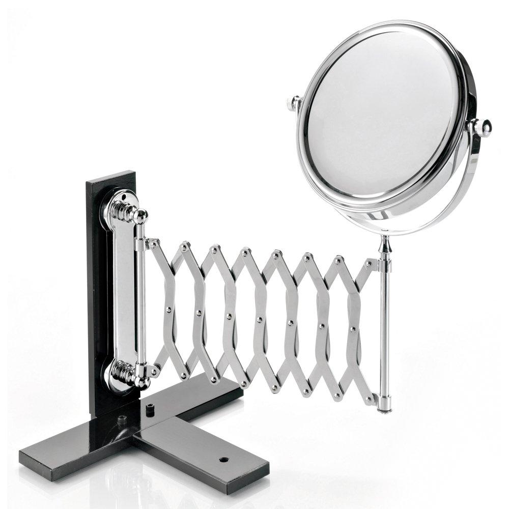 toutoffrir Specchio Ingranditore a parete X 5con braccio estensibile