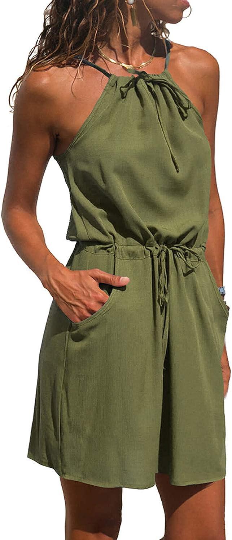 Sopliagon Frauen Nachtclub Kleid Spaghetti Gurtband Elastisch Taille Mini Kleider