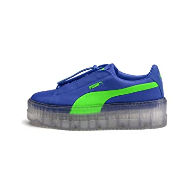 051f5d8974ab Puma Women s Cleated Creeper Surf Blue Green 367681-01 (Size  6.5 ...
