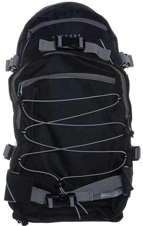 06f0fdc660e43 Forvert Ice Louis Backpack Rucksack Bag Tasche 880229(Black)  Amazon.de   Koffer