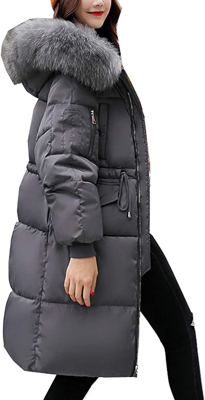 Derrick Aled(k) zhuke Ropa de otoño e Invierno para Mujer Chaqueta de algodón Abrigo de Gran tamaño Chaqueta de Abrigo