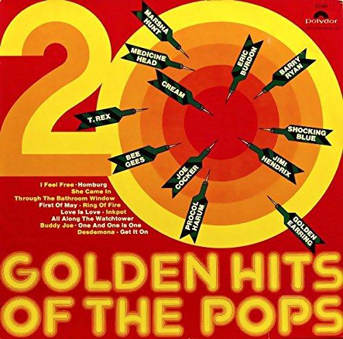 Golden Earring - 20 Golden Hits Of The Pops - Zortam Music