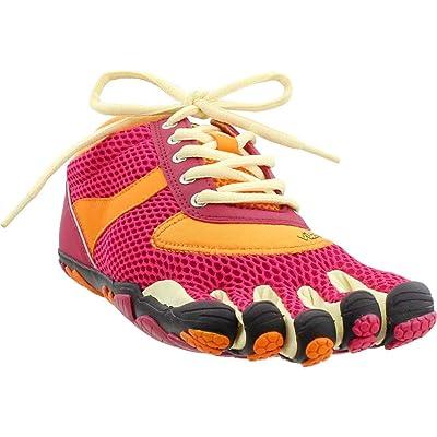 Vibram Fivefinger Women's Speed Running Shoe (36, Rose/Pumpkin) | Pumps