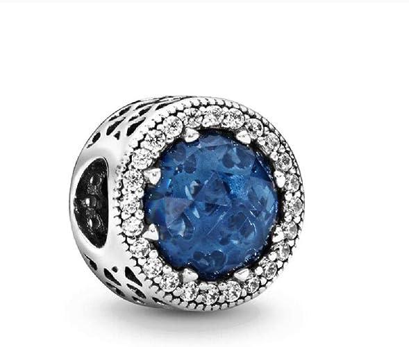 Fit Originalfit Pandora Charms Bracelet 925 Sterling Silver Blue Dazzling Wishes Owl Crown Charm Bead Jewelry Making Amazon Co Uk Jewellery