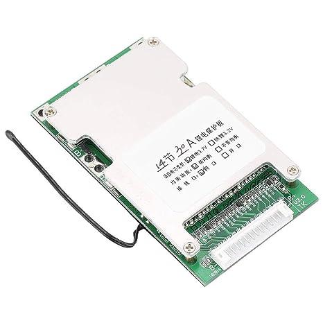 14S 52V 35A Li-Ion Lipolymer Battery Protection Board BMS PCB Board for E-B X5S1