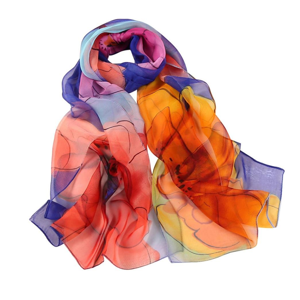 iHPH7 Lightweight Scarf, Fashion Women Long Soft Wrap Scarf Ladies Shawl Scarves at Amazon Womens Clothing store: