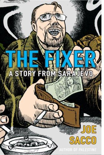 The Fixer: A Story from Sarajevo pdf