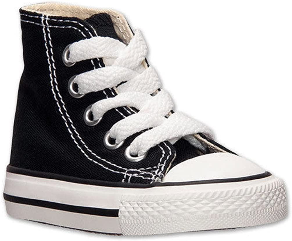 NEW INFANT TODDLER CONVERSE ALL STAR OX CHUCK TAYLOR OPTICAL WHITE ORIG 7J256