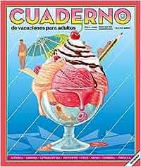 Cuaderno de vacaciones para adultos, vol. 5: Amazon.es