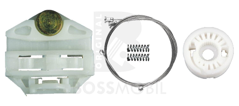 4//5 portes Original Bossmobil E-KLASSE kit de r/éparation du l/ève vitre arri/ère droite ou gauche