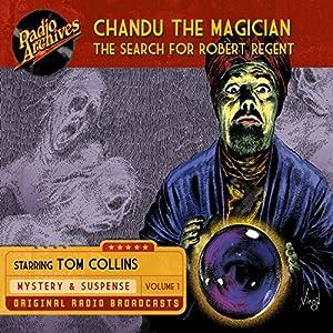 Chandu the Magician, Volume 1 Radio/TV Program