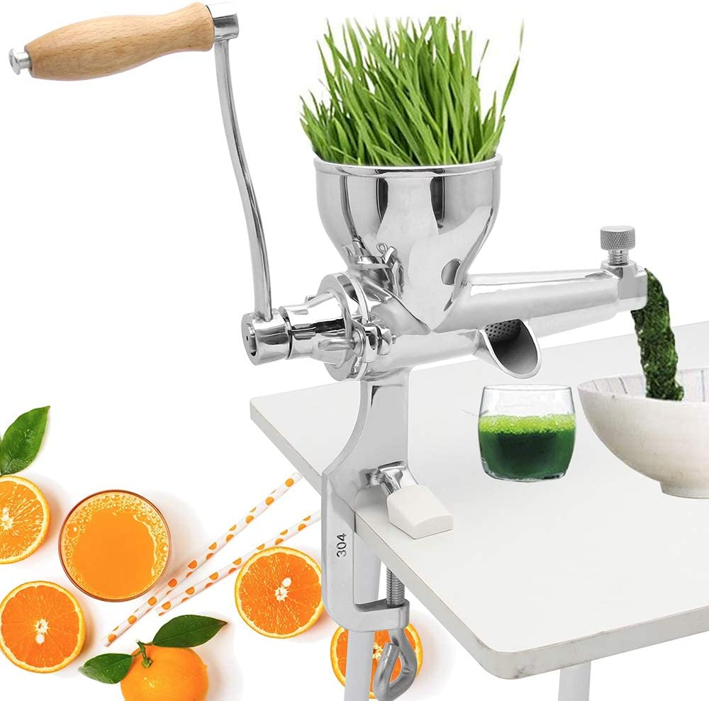 61GBur6hvlL. AC SL1013 Best Wheatgrass Juicer 2021 – Ultimate Review & Buyer Guide