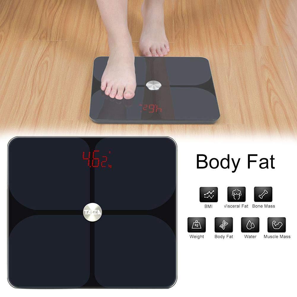 Enjoyment Smart Bluetooth Body Fat Scale Digital Bathroom Scale Body Health Monitor