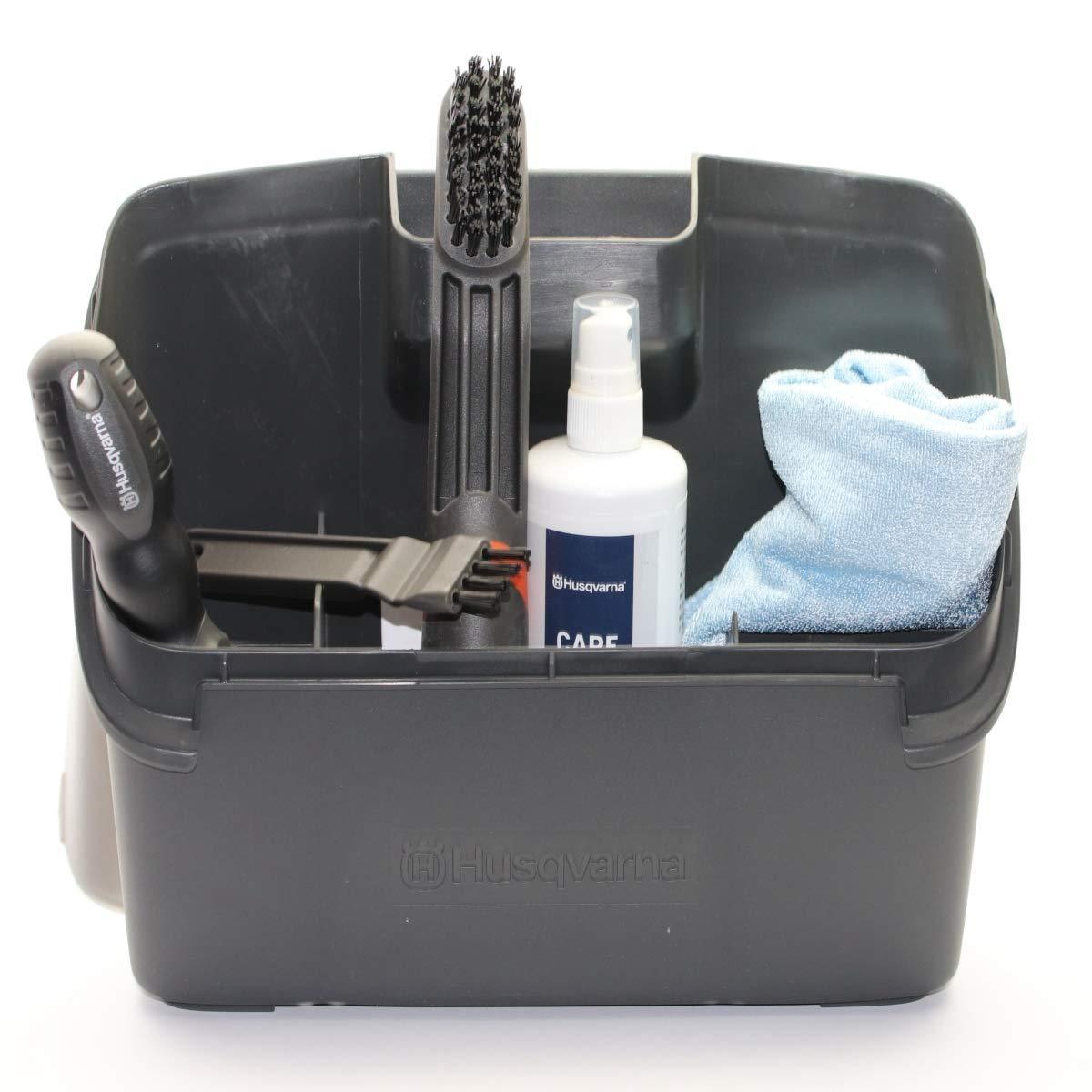 Husqvarna de limpieza y cuidado Box: Amazon.es: Bricolaje y ...