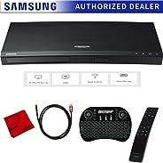 Samsung UBD-M8500 4K Ultra HD Smart Blu-ray Player with Accessories Bundle