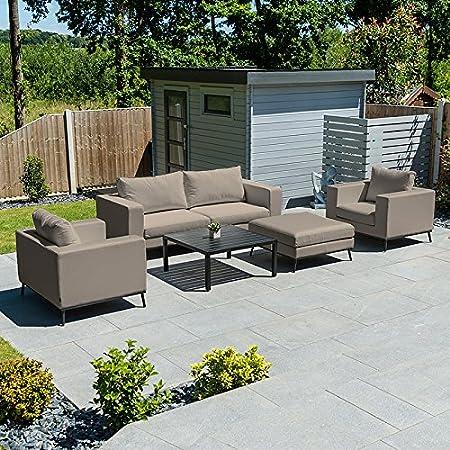 Sensational Nova Outdoor Garden Furniture Ego 2 Seater Sofa Set With Ncnpc Chair Design For Home Ncnpcorg