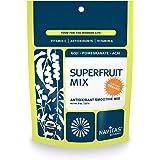 Navitas Organics Antioxidant Superfruit Blend Smoothie Mix, 8-Ounce Pouches