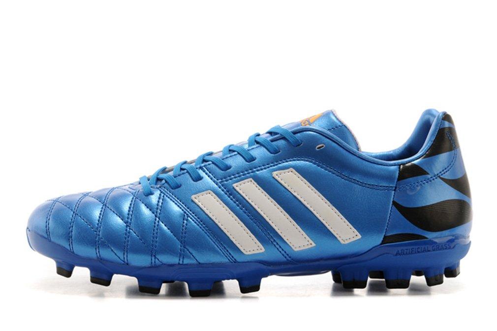 Herren Kaka VI 6 adiPURETM AG Solar Blaurunning Weißschwarz Niedrig Fußball Schuhe Fußball Stiefel