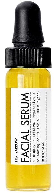 FIG+YARROW Organic Facial Serum