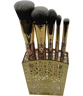 Amazoncom Tarte 6 Pc Limited Edition Brush Set Beauty