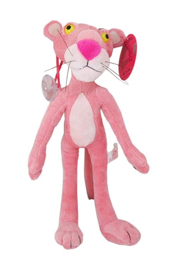 10 Inch Pink Panther Pantera Rosa Peluche Doll Stuffed Toy: Amazon ...