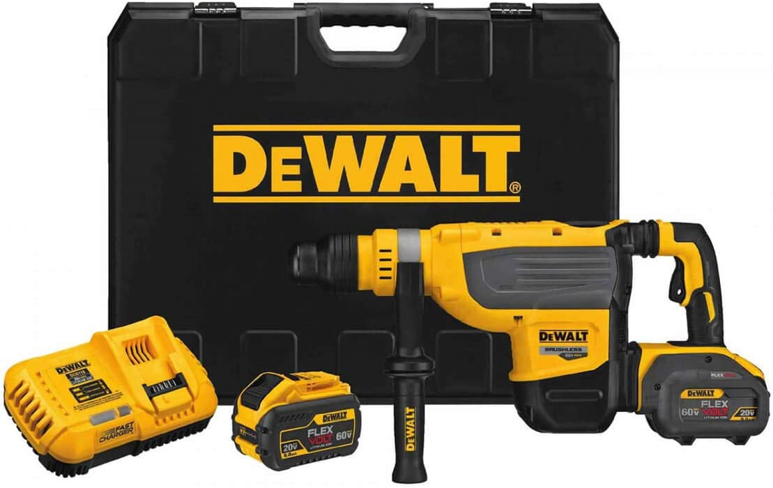 DEWALT FLEXVOLT 60V MAX 1-7 8in. SDS