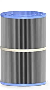 Poolmaster 13024 Replacement Filter Cartridge for Leisure Bay 100 111791 and M-7418 Filter White