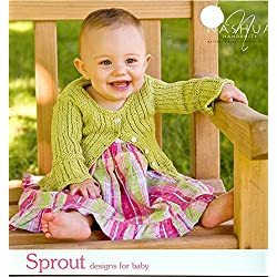 Sprout: Designs for Baby - Nashua Handknits Knitting Pattern Book