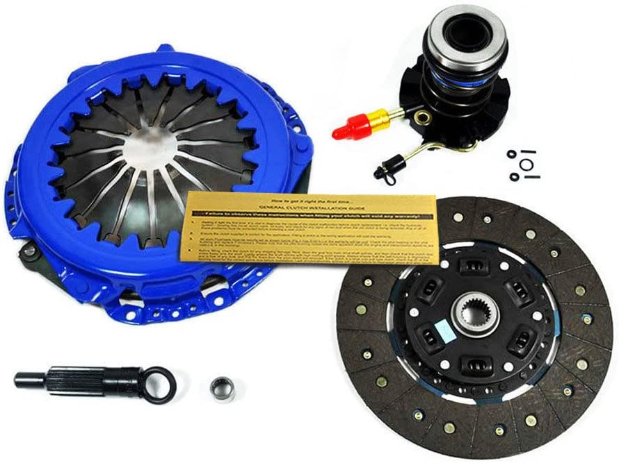 EFT STAGE Ranking TOP2 2 CLUTCH Free shipping / New KIT+SLAVE WORKS MAZD FORD WITH 93-00 EXPLORER