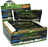 Greens Plus - Protein Bar Natural Peanut Butter - 2 oz. (box of 12)