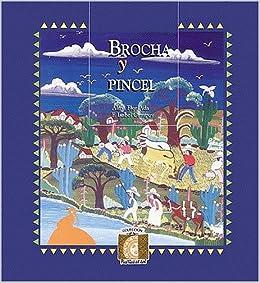 Book Brocha y pincel (Puertas al Sol)