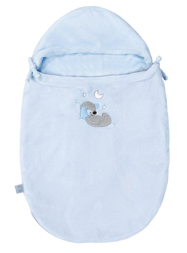 Nattou 604505 Nid Bleu