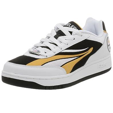 6db7c97168eb00 Reebok Men s NFL Recline PH Steelers Sneaker