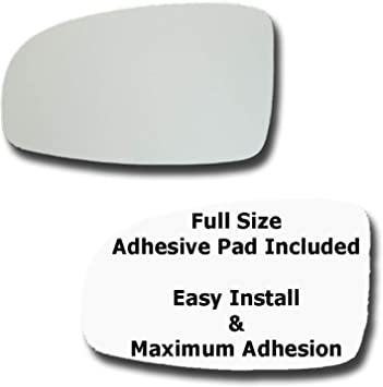Mirror Glass Replacement Full Adhesive For Ford Mazda Mercury Driver Side