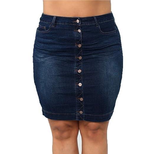 Go First Faldas Informales De Verano para Mujer Pantalones De ...