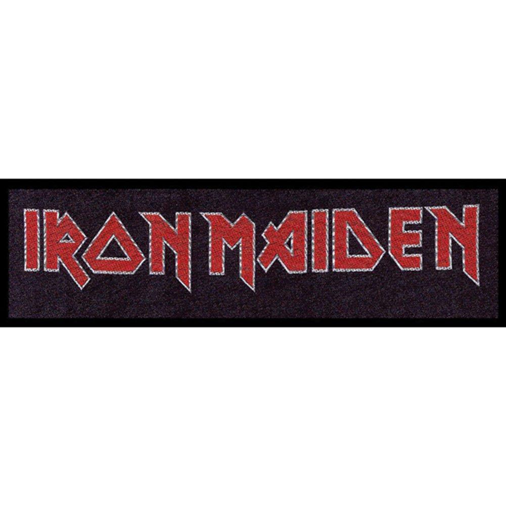 Iron Maiden Logo Toppa Grindstore