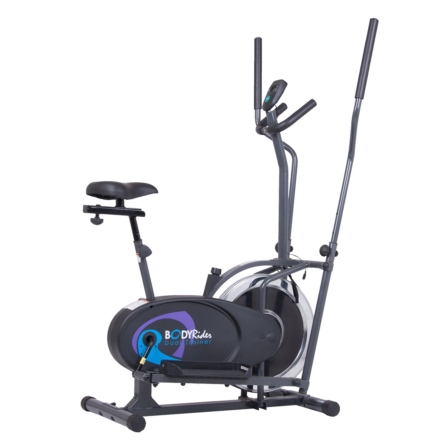 The Body Rider Deluxe Flywheel Dual Trainer