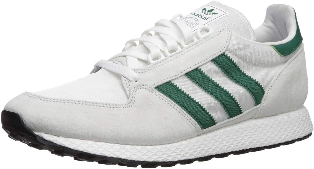 Adidas Originals Superstar Leather WitCollegiate Green