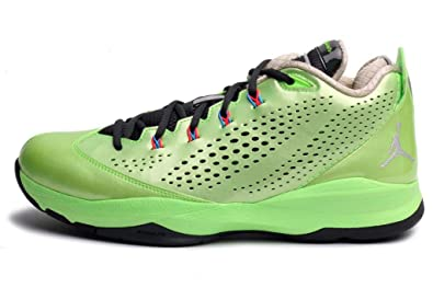 new concept cfa45 b58f2 Amazon.com | Jordan Mens CP3.VII Electric Green 616805-321 10.5 | Basketball